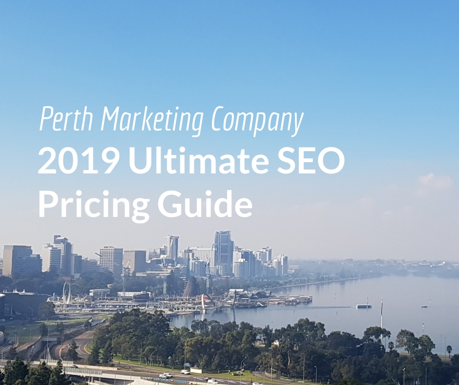 The Ultimate 2019 SEO Pricing Guide